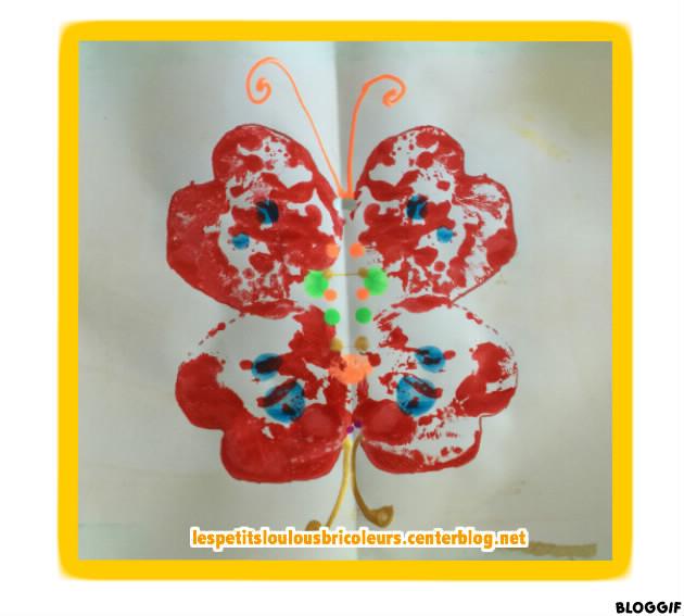 Papillon pomme - Pomme papillon ...